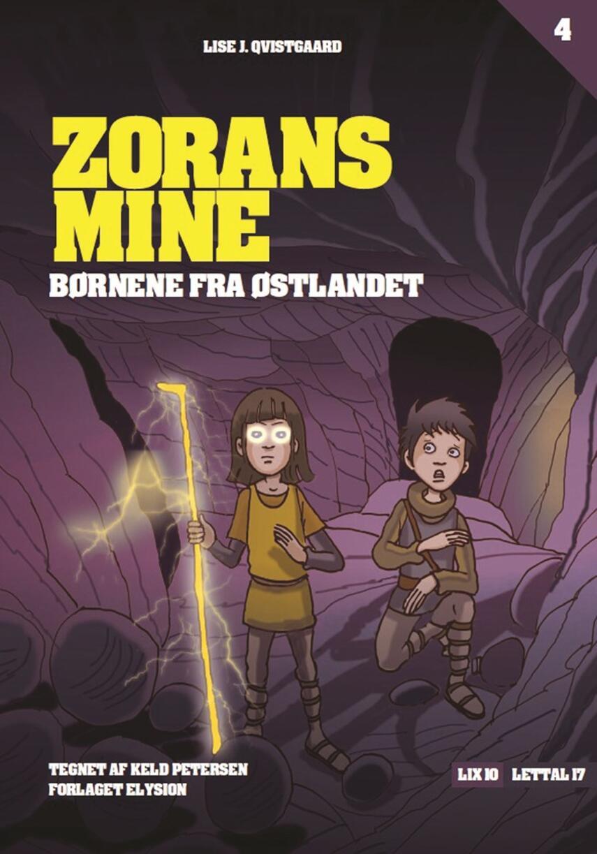 Lise J. Qvistgaard: Zorans mine