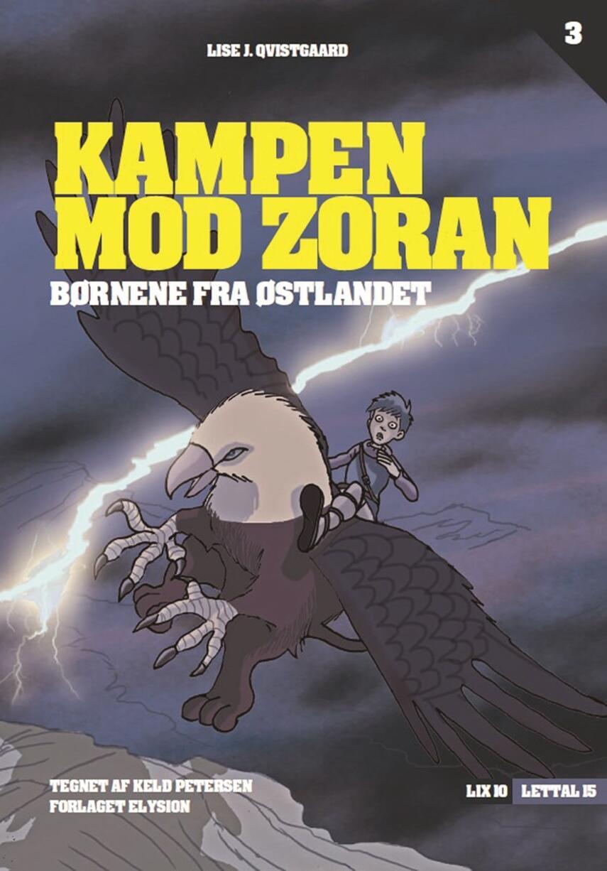 Lise J. Qvistgaard: Kampen mod Zoran