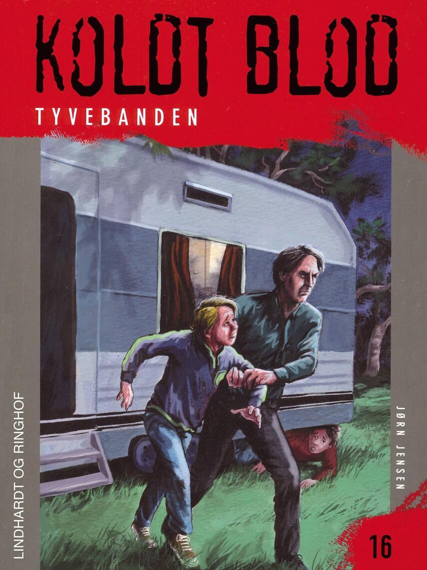 Jørn Jensen (f. 1946): Tyvebanden