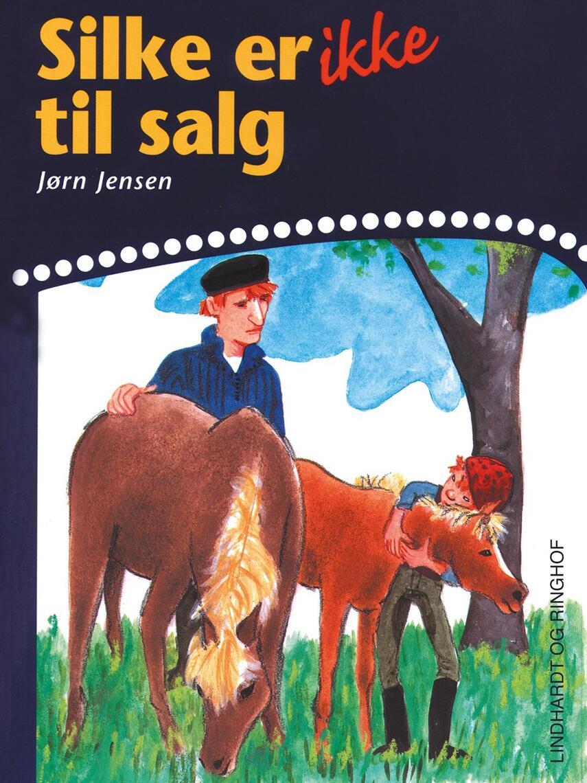 Jørn Jensen (f. 1946): Silke er ikke til salg