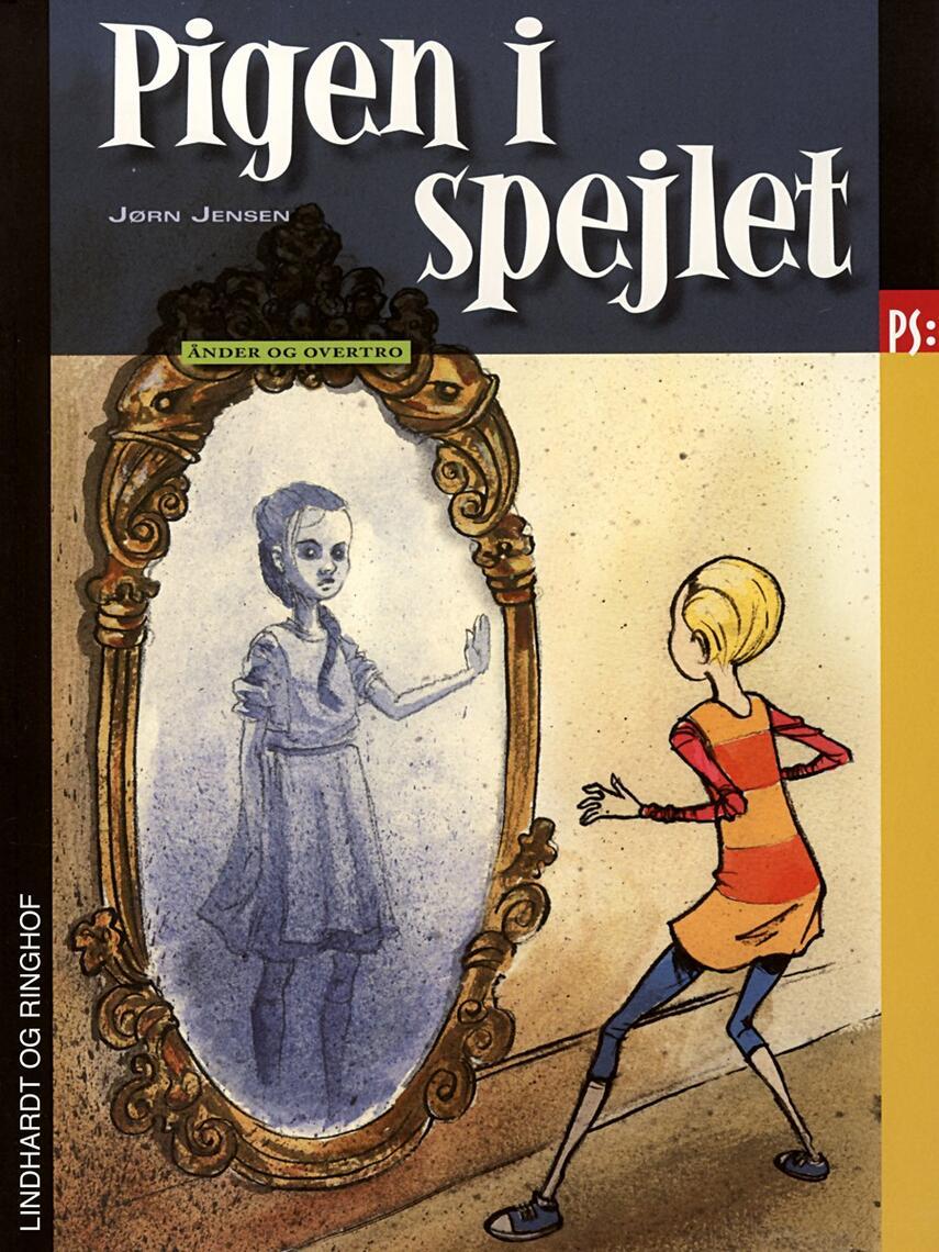 Jørn Jensen (f. 1946): Pigen i spejlet