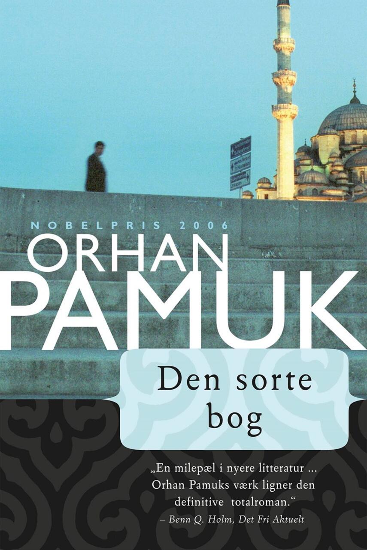 Orhan Pamuk: Den sorte bog