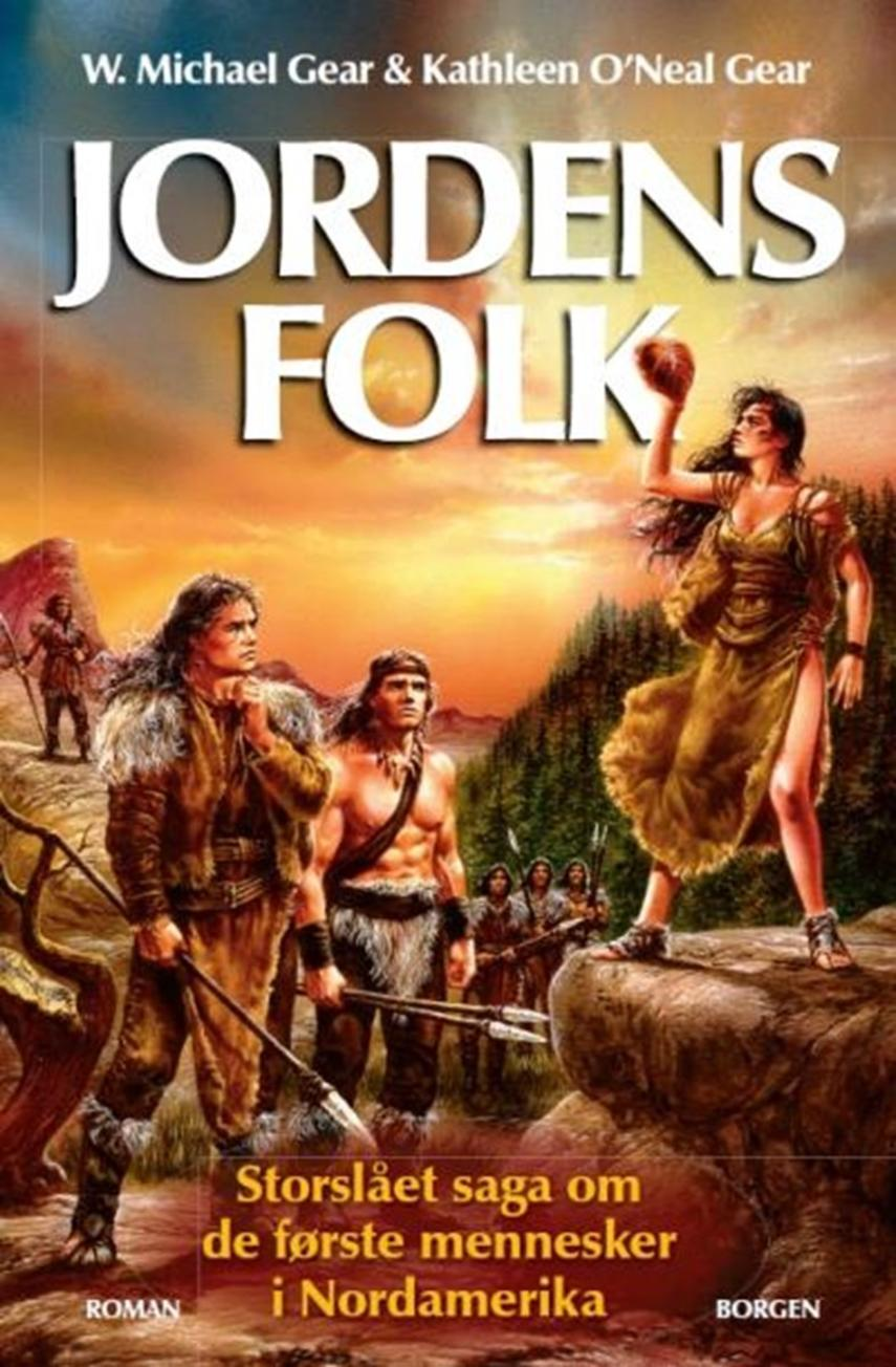 W. Michael Gear: Jordens folk (Ved Janek Lesniak)