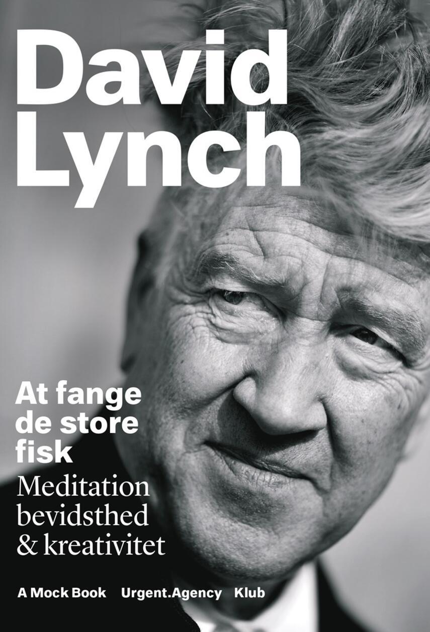 David Lynch: At fange de store fisk : meditation bevidsthed & kreativitet