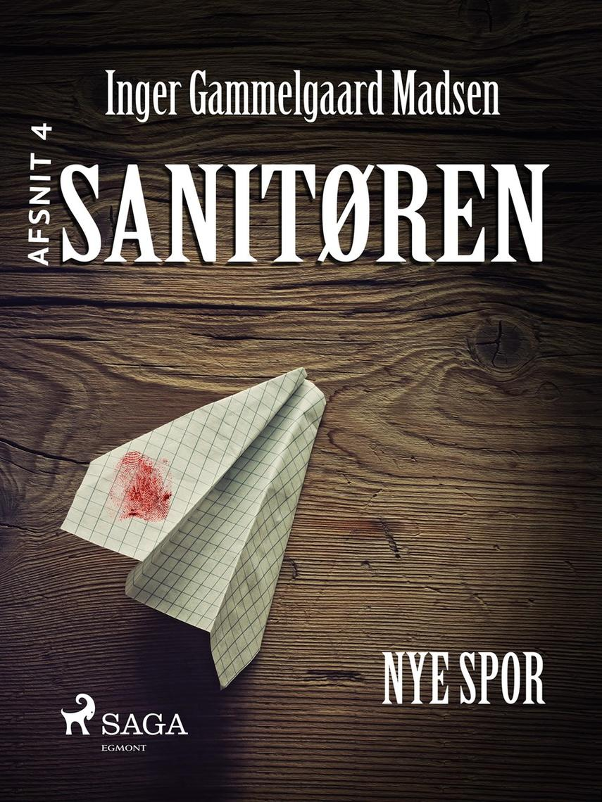 Inger Gammelgaard Madsen: Sanitøren. Afsnit 4, Nye spor