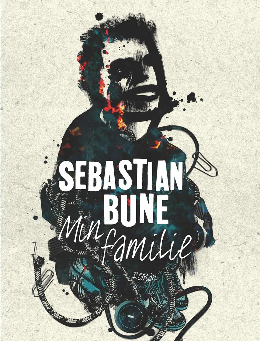 Sebastian Bune: Min familie : roman