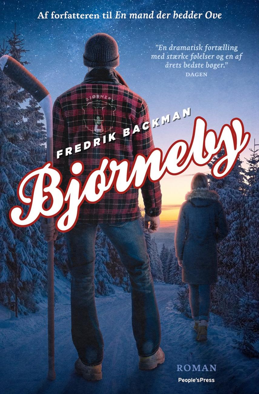 Fredrik Backman: Bjørneby : roman