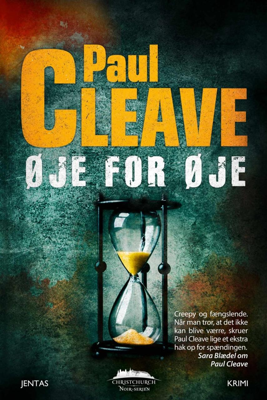 Paul Cleave: Øje for øje : krimi