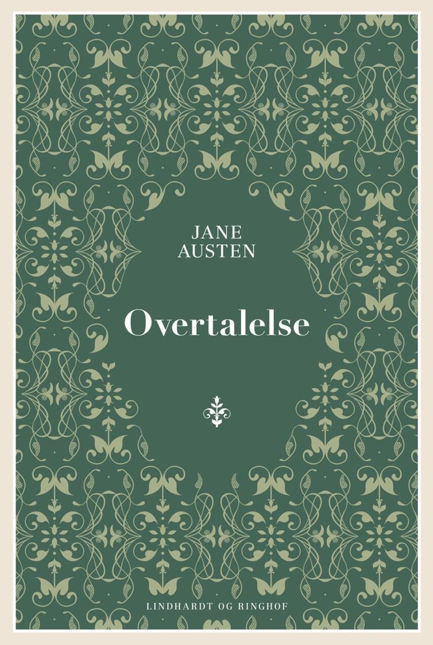 Jane Austen: Overtalelse (Ved Vibeke Houstrup)