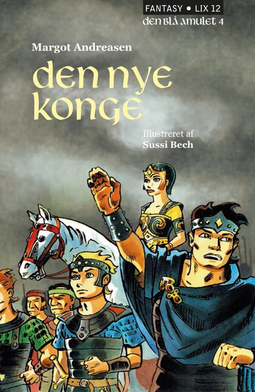 Margot Andreasen (f. 1950): Den nye konge