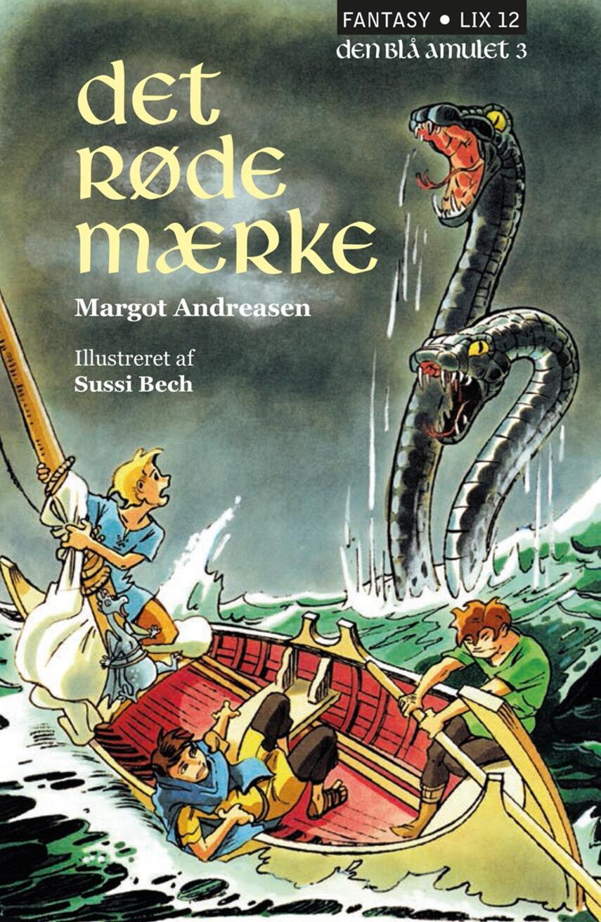 Margot Andreasen (f. 1950): Det røde mærke