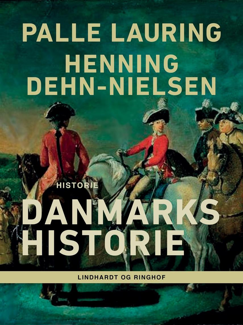 Palle Lauring: Danmarks historie