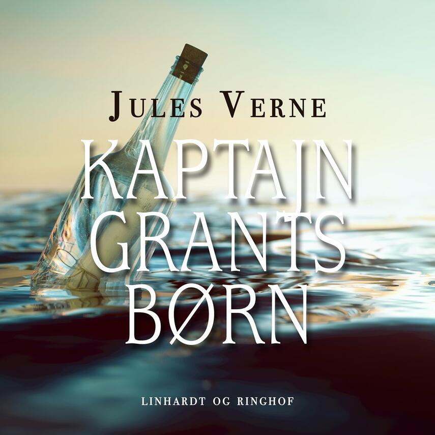 Jules Verne: Kaptajn Grants børn (Ved Paul Becker)