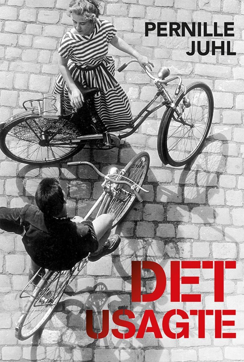 Pernille Juhl (f. 1963): Det usagte