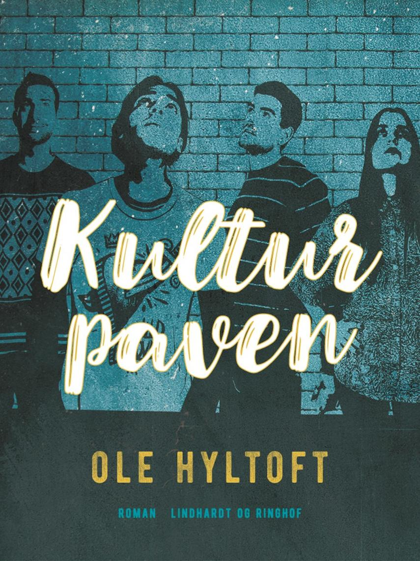 Ole Hyltoft: Kulturpaven : roman