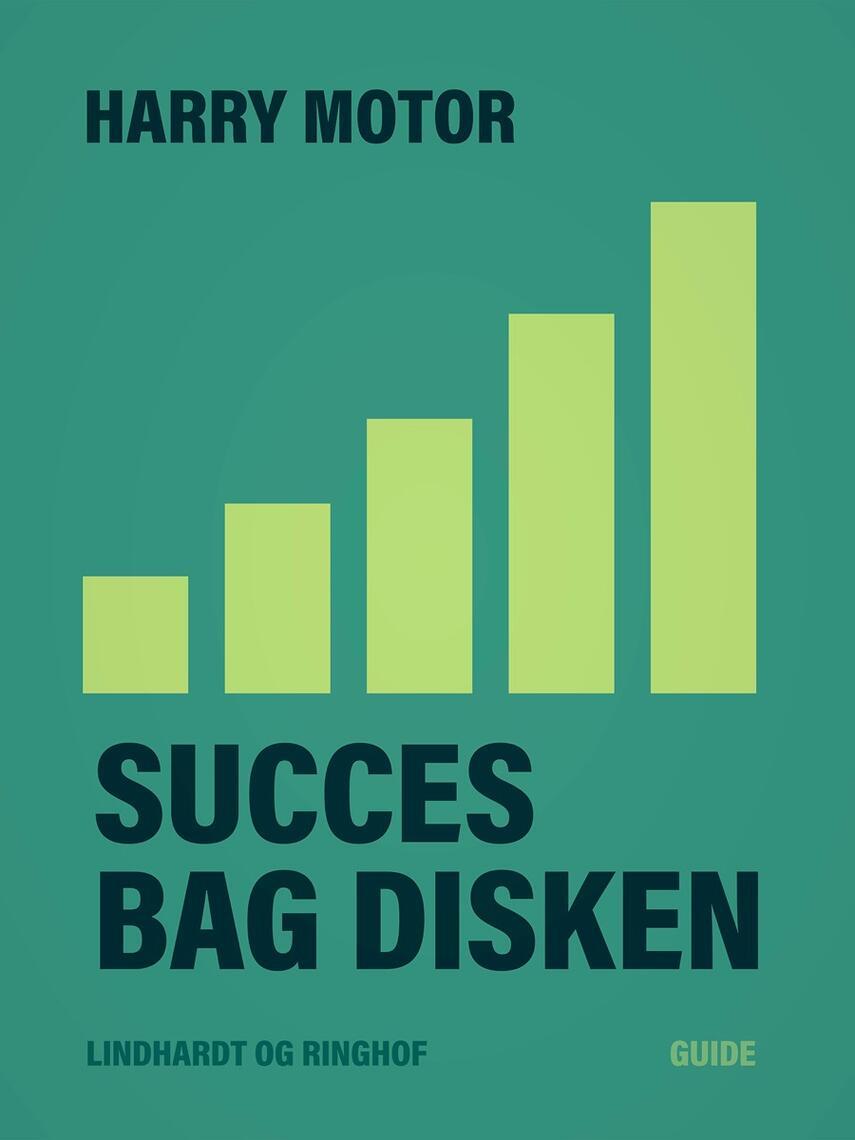 Harry Jensen (f. 1921): Succes bag disken