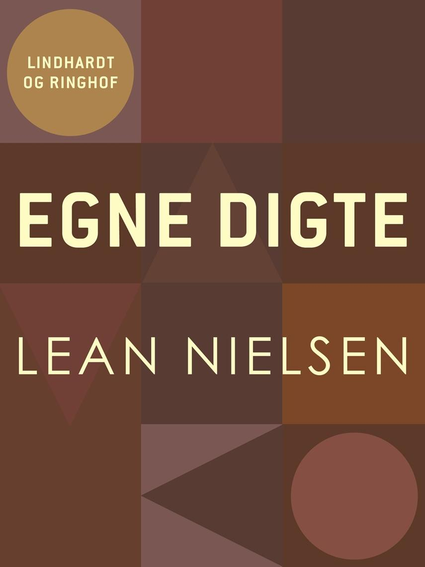 Lean Nielsen (f. 1935): Egne digte