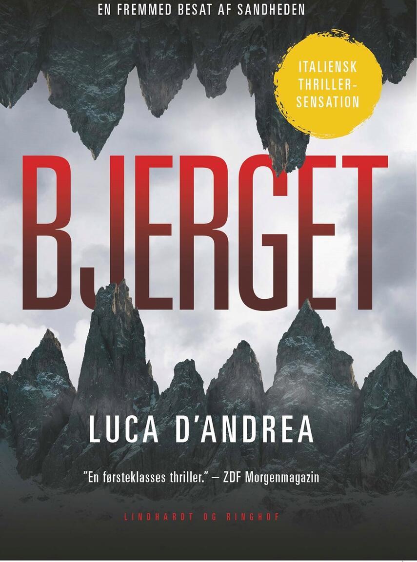 Luca D'Andrea (f. 1979): Bjerget
