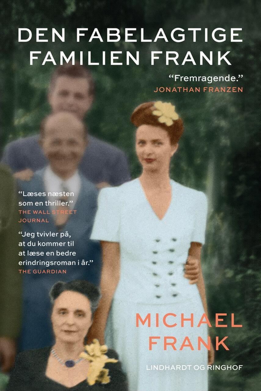 Michael Frank (f. 1959): Den fabelagtige familien Frank