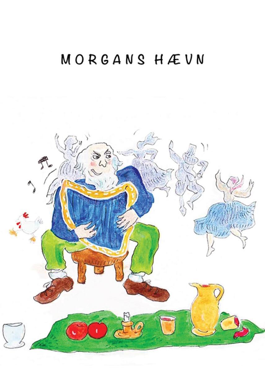 Lillian Tørnqvist: Morgans hævn