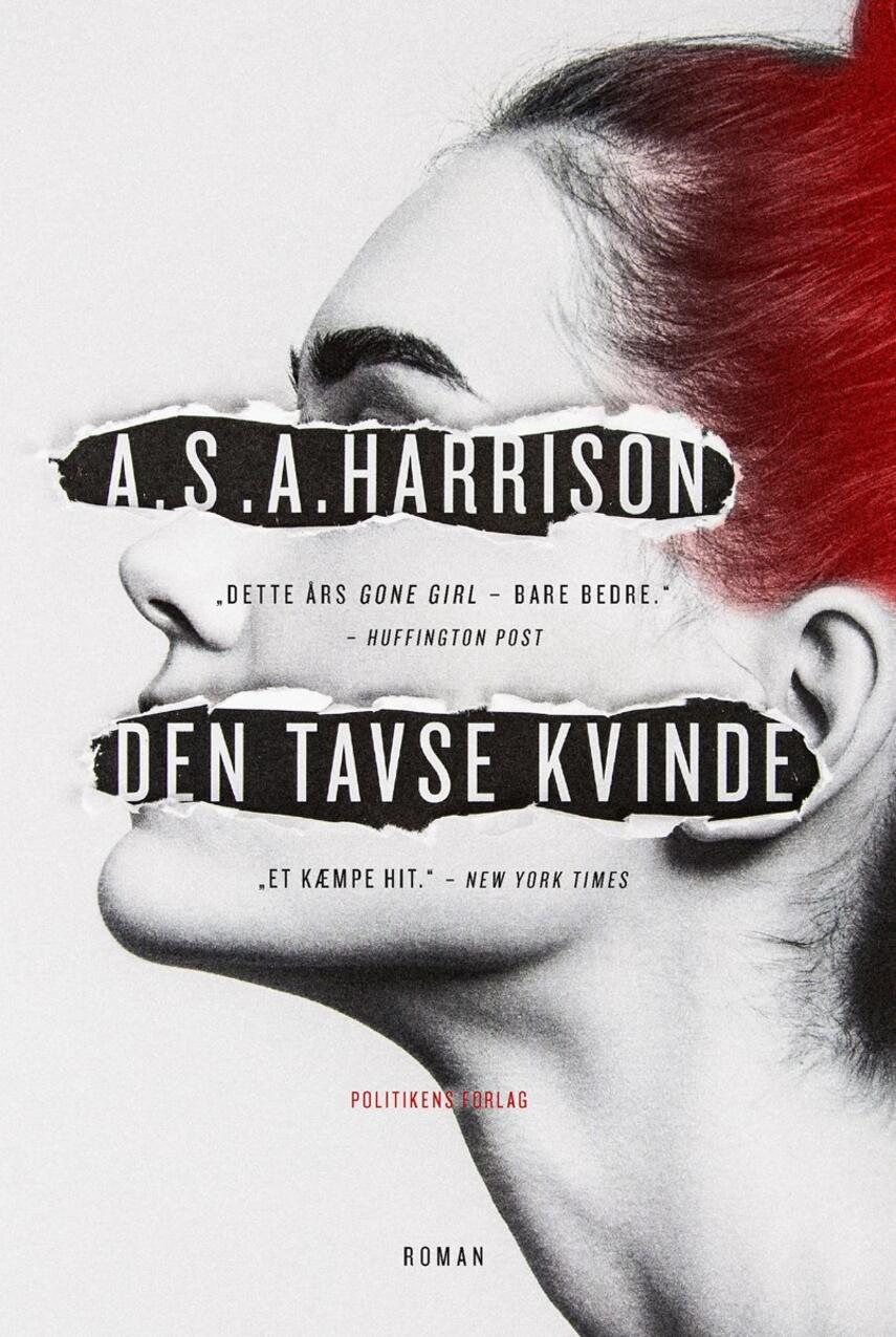 A. S. A. Harrison: Den tavse kvinde : roman