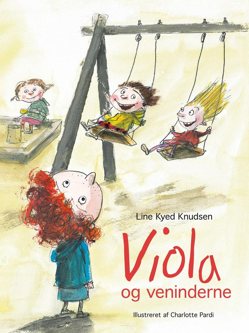 Line Kyed Knudsen: Viola og veninderne
