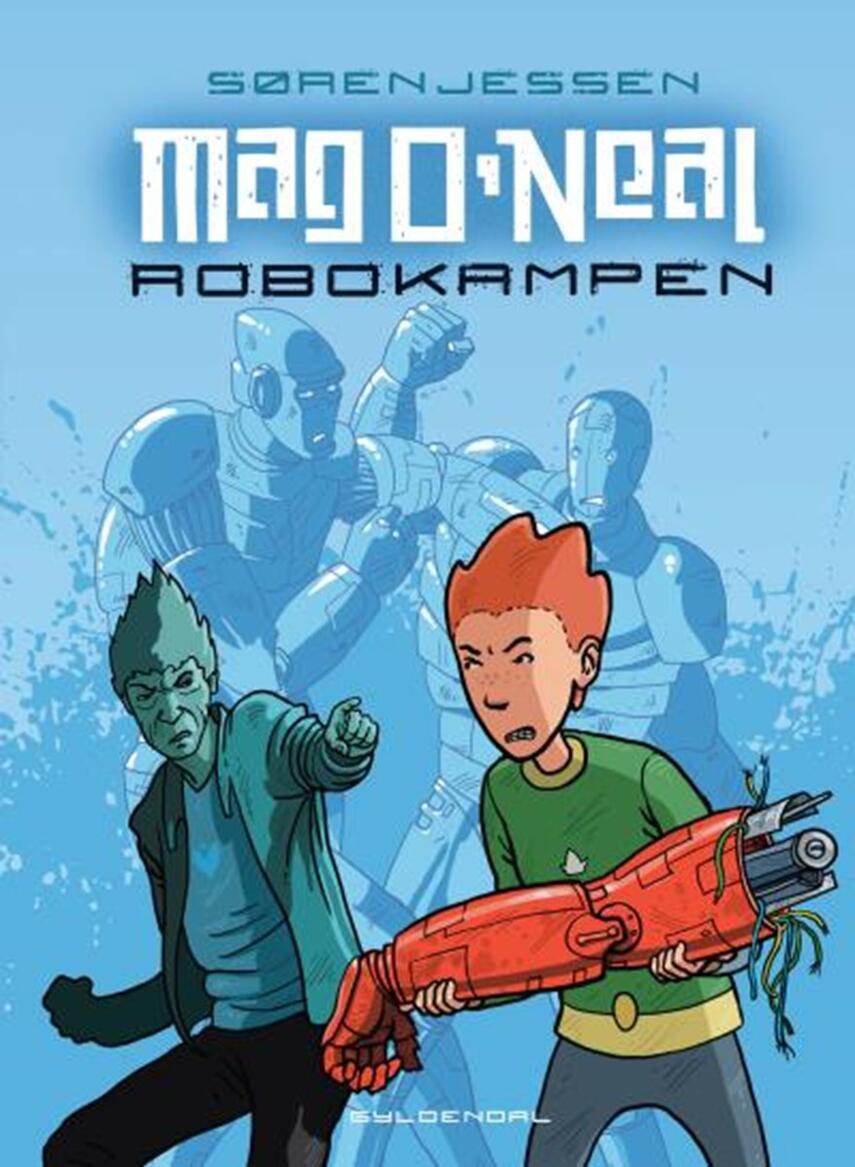 : Mag O'Neal 1 - Robokampen