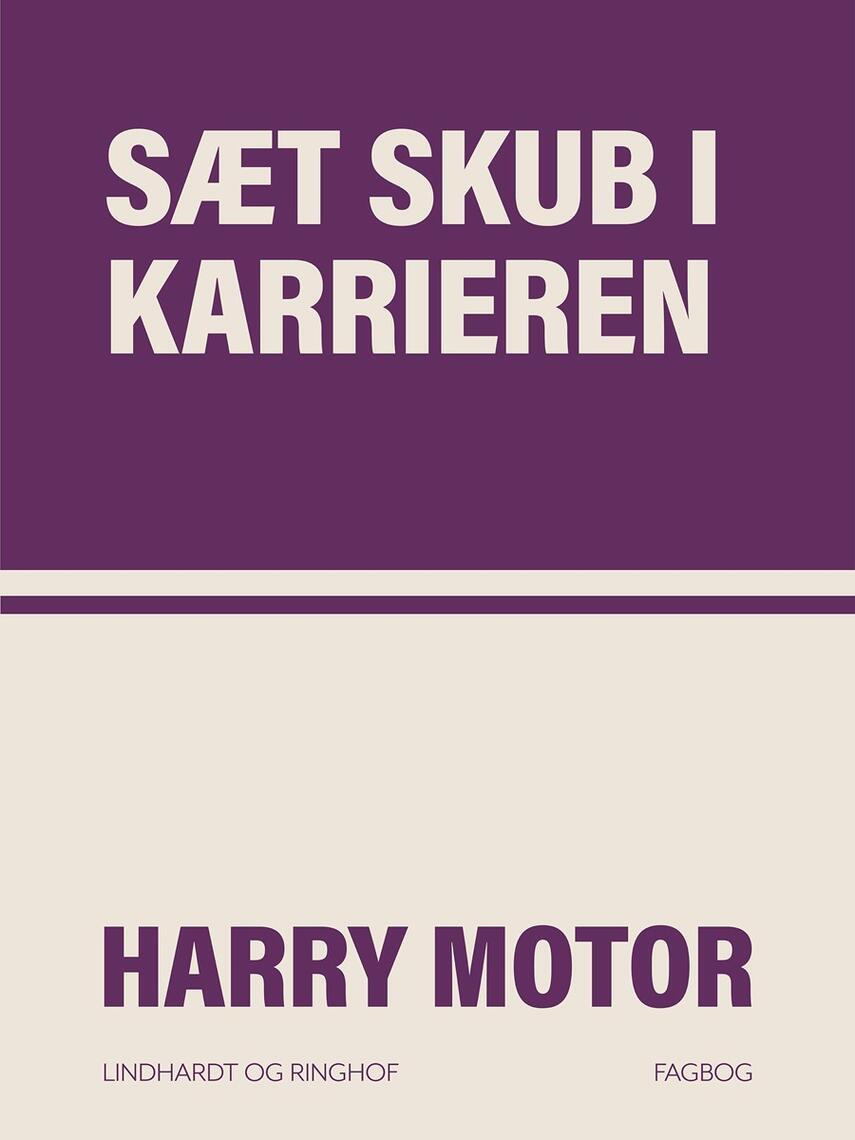 Harry Jensen (f. 1921): Sæt skub i karrieren