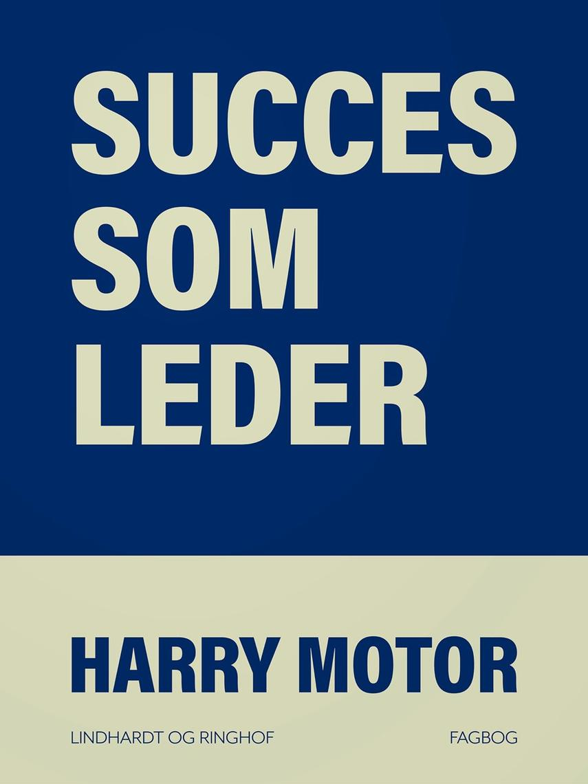 Harry Jensen (f. 1921): Succes som leder
