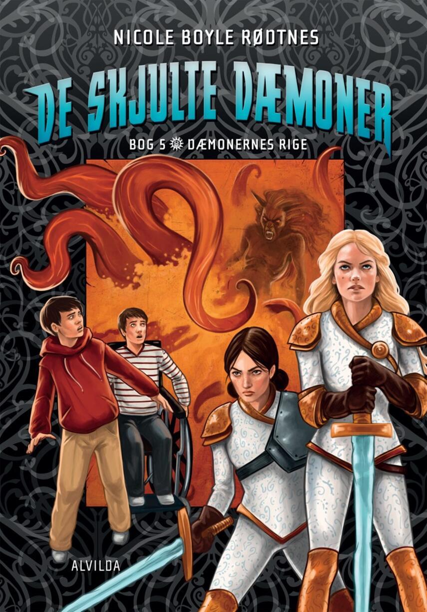Nicole Boyle Rødtnes: Dæmonernes rige