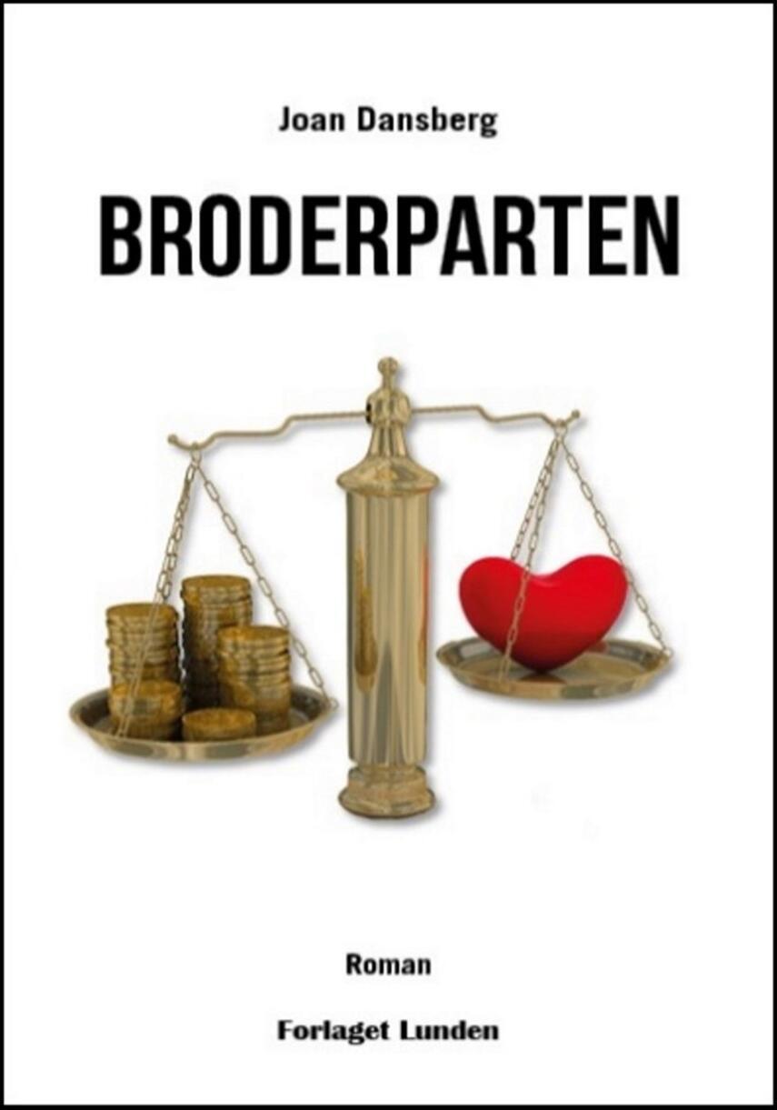 Joan Dansberg: Broderparten : roman