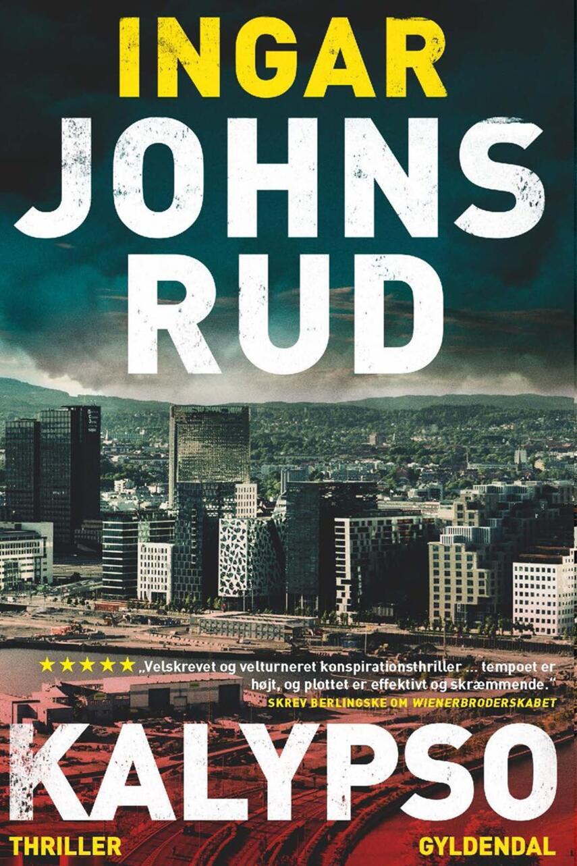 Ingar Johnsrud: Kalypso : thriller