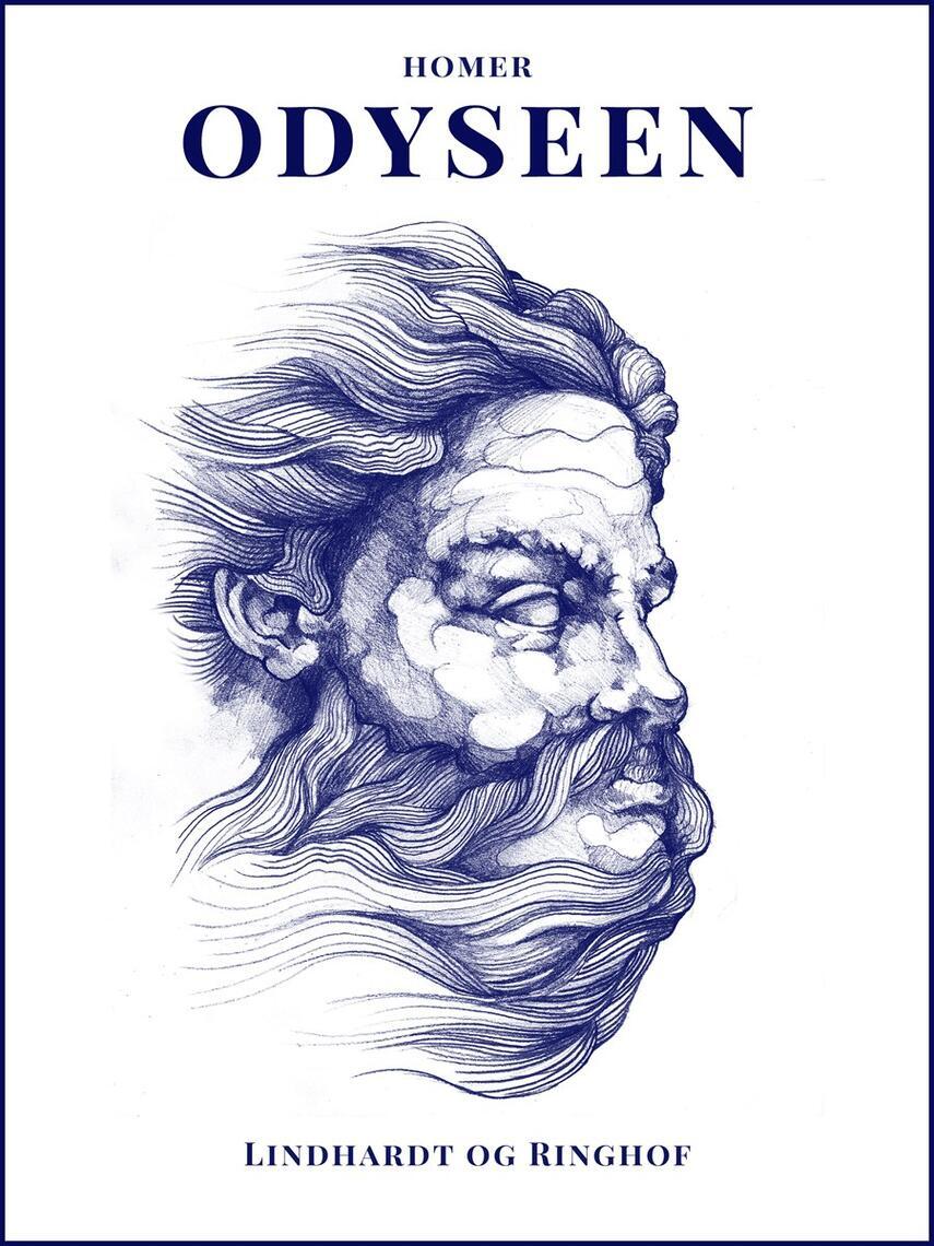 Homer: Odysseen (Ved Chr. Wilster)