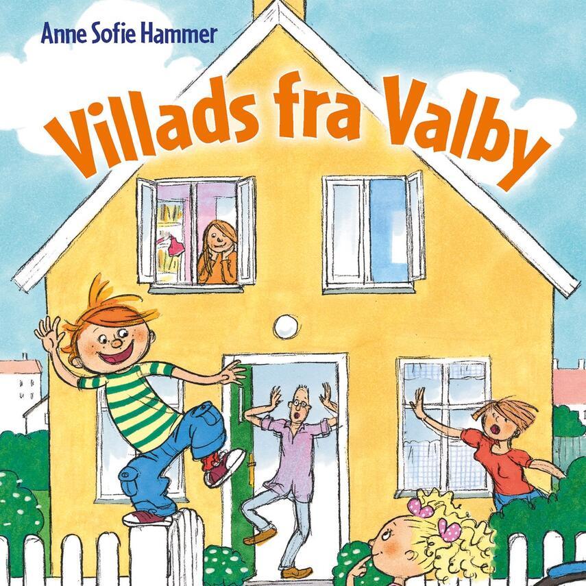 Anne Sofie Hammer (f. 1972-02-05): Villads fra Valby