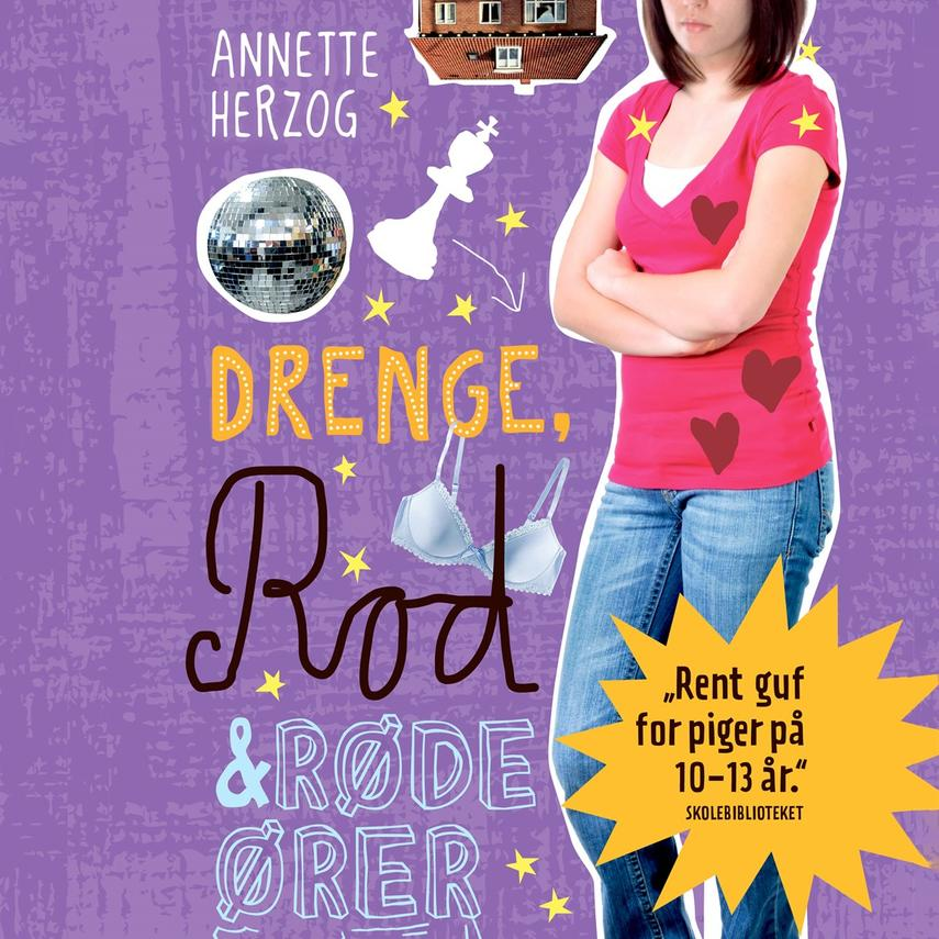 Annette Herzog: Drenge, rod & røde ører