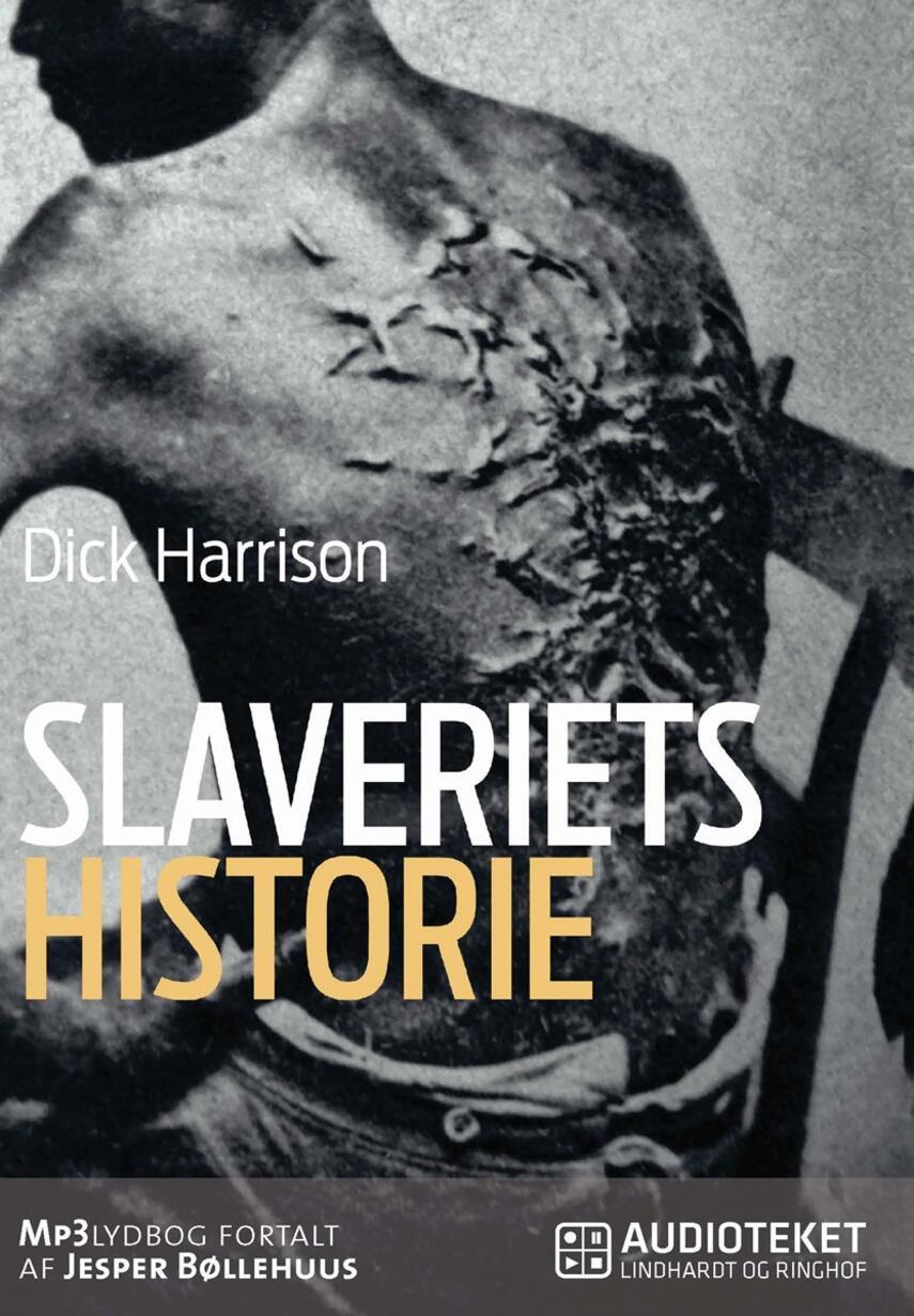 Dick Harrison: Slaveriets historie