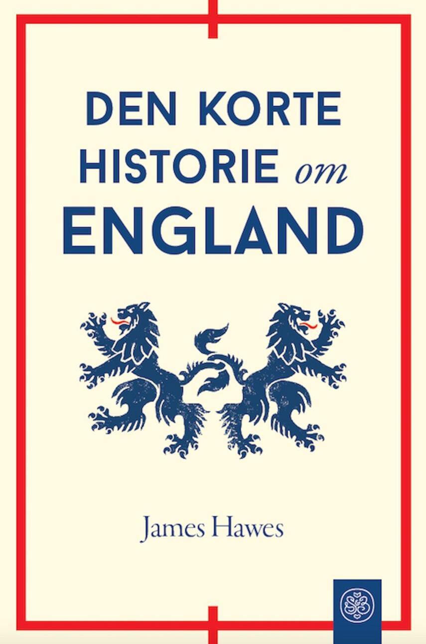 James Hawes (f. 1960): Den korte historie om England