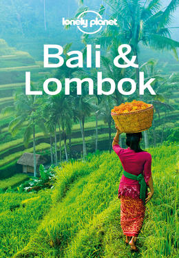 Lonely Planet: Bali & lombok travel guide