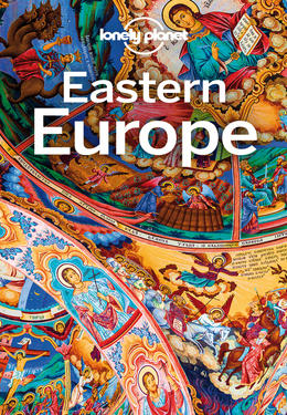 Lonely Planet: Eastern europe travel guide