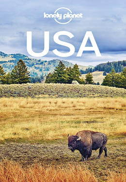 Lonely Planet: Usa travel guide