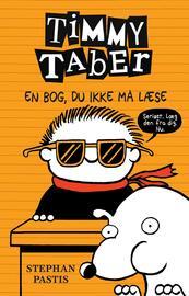 Stephan Pastis: Timmy Taber - en bog, du ikke må læse
