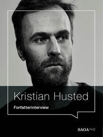 : I flygtningens spor : forfatterinterview med Kristian Husted