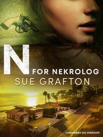 Sue Grafton: N for nekrolog : kriminalroman