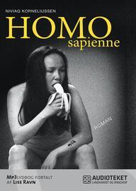 Niviaq Korneliussen: Homo sapienne : roman