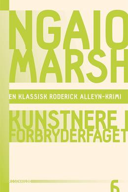 Ngaio Marsh: Kunstnere i forbryderfaget