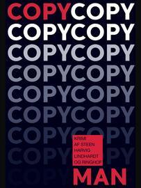 Steen Harvig: Copyman : krimi