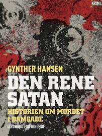Gynther Hansen (f. 1930): Den rene satan : historien om mordet i Damgade