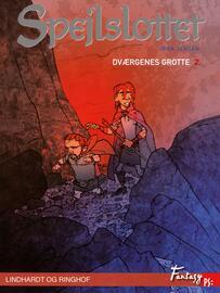 Jørn Jensen (f. 1946): Dværgenes grotte
