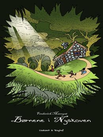 F. Marryat: Børnene i Nyskoven (Ved Leif Plenov)