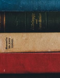Coverbillede til artiklen Bøger der skabte bøger